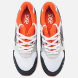 Asics Gel-Lyte III Men's Sneakers Black/Orange/White photo- 4