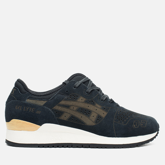 ASICS Gel-Lyte III Laser Cut Pack Sneakers Black