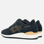Кроссовки ASICS Gel-Lyte III Laser Cut Pack Black фото- 2