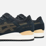 Кроссовки ASICS Gel-Lyte III Laser Cut Pack Black фото- 7