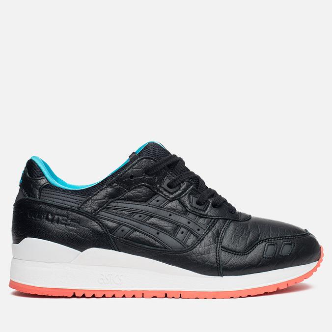 Asics Gel-Lyte III Miami Vice Pack Sneakers Black