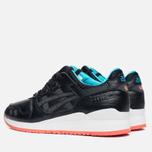 Asics Gel-Lyte III Miami Vice Pack Sneakers Black photo- 2