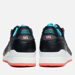 Мужские кроссовки ASICS Gel-Lyte III Miami Vice Pack Black фото- 3