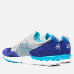Мужские кроссовки ASICS Gel-Lyte V Vibrant Mesh Pack Dark Blue/Light Grey фото- 2