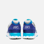 Мужские кроссовки ASICS Gel-Lyte V Vibrant Mesh Pack Dark Blue/Light Grey фото- 3