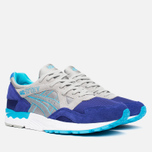 Мужские кроссовки ASICS Gel-Lyte V Vibrant Mesh Pack Dark Blue/Light Grey фото- 1