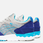 Мужские кроссовки ASICS Gel-Lyte V Vibrant Mesh Pack Dark Blue/Light Grey фото- 5