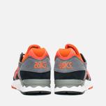 Мужские кроссовки ASICS Gel-Lyte V Black/Orange фото- 3