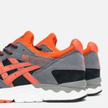 Мужские кроссовки ASICS Gel-Lyte V Black/Orange фото- 7