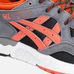 Мужские кроссовки ASICS Gel-Lyte V Black/Orange фото- 5
