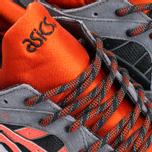 Мужские кроссовки ASICS Gel-Lyte V Black/Orange фото- 6