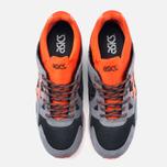 Мужские кроссовки ASICS Gel-Lyte V Black/Orange фото- 4