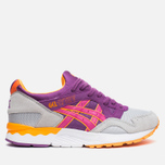 ASICS Gel-Lyte V Sneakers Soft Grey/Hyacinth Violet photo- 0