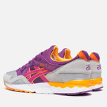 ASICS Gel-Lyte V Sneakers Soft Grey/Hyacinth Violet photo- 2