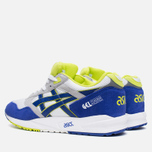 Кроссовки ASICS Gel-Saga White/Dark Blue фото- 2