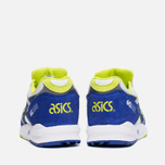 Кроссовки ASICS Gel-Saga White/Dark Blue фото- 3