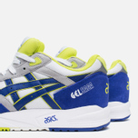 Кроссовки ASICS Gel-Saga White/Dark Blue фото- 7