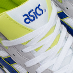 Кроссовки ASICS Gel-Saga White/Dark Blue фото- 5