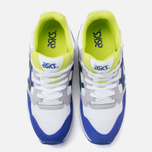 Кроссовки ASICS Gel-Saga White/Dark Blue фото- 4