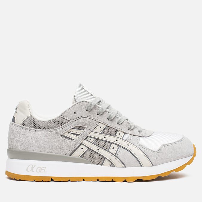 Asics GT-II Men's Sneakers Light Grey/Off White