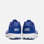 ASICS Shaw Runner Men's Sneakers Dark Blue/Silver photo- 3
