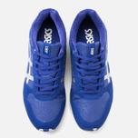 ASICS Shaw Runner Men's Sneakers Dark Blue/Silver photo- 4