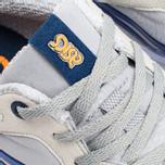 Мужские кроссовки ASICS Shaw Runner Light Grey/Strong Blue фото- 6