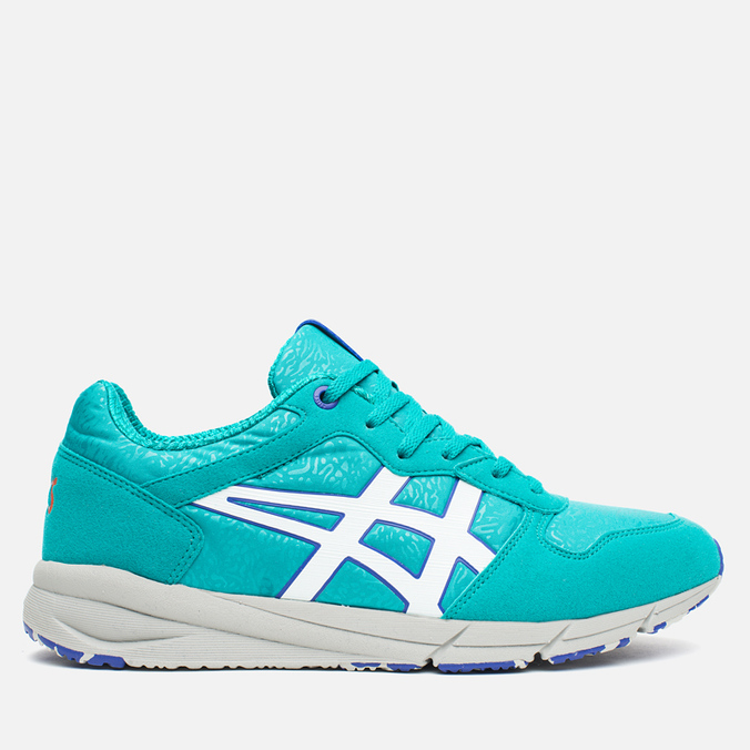 Мужские кроссовки ASICS Shaw Runner Tropical Green/White
