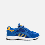 Детские кроссовки adidas Originals Racer Lite K Collegiate Royal/Gold/White фото- 0