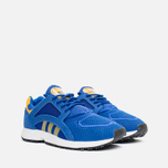 Детские кроссовки adidas Originals Racer Lite K Collegiate Royal/Gold/White фото- 1