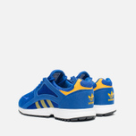 Детские кроссовки adidas Originals Racer Lite K Collegiate Royal/Gold/White фото- 2