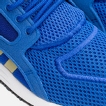 Детские кроссовки adidas Originals Racer Lite K Collegiate Royal/Gold/White фото- 7