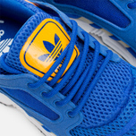 Детские кроссовки adidas Originals Racer Lite K Collegiate Royal/Gold/White фото- 6