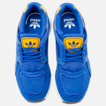Детские кроссовки adidas Originals Racer Lite K Collegiate Royal/Gold/White фото- 4