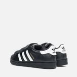 Детские кроссовки adidas Originals Superstar Foundation CF C Black/White фото- 2