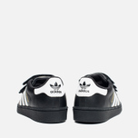 Детские кроссовки adidas Originals Superstar Foundation CF C Black/White фото- 3