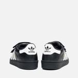 Детские кроссовки adidas Originals Superstar Foundation CF C Black/White фото- 3