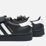 Детские кроссовки adidas Originals Superstar Foundation CF C Black/White фото- 5