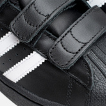 Детские кроссовки adidas Originals Superstar Foundation CF C Black/White фото- 7