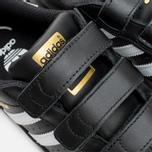 Детские кроссовки adidas Originals Superstar Foundation CF C Black/White фото- 6