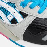 Подростковые кроссовки ASICS Gel-Lyte III GS Black/White фото- 7