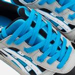 Подростковые кроссовки ASICS Gel-Lyte III GS Black/White фото- 6