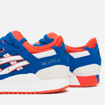 ASICS Gel Lyte III GS Teen Sneakers Strong Blue/White photo- 5