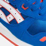 ASICS Gel Lyte III GS Teen Sneakers Strong Blue/White photo- 7