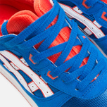 ASICS Gel Lyte III GS Teen Sneakers Strong Blue/White photo- 6
