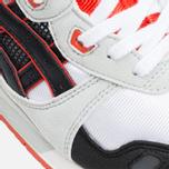 Подростковые кроссовки ASICS Gel-Lyte III GS White/Black фото- 7