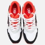 Подростковые кроссовки ASICS Gel-Lyte III GS White/Black фото- 4