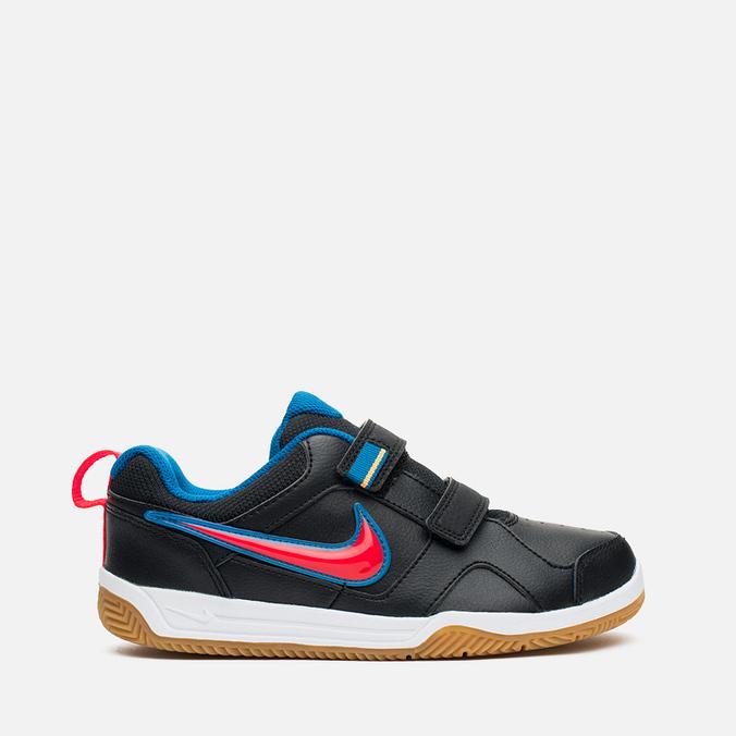 Детские кроссовки Nike Lykin 11 PSV Black/Navy/Pink