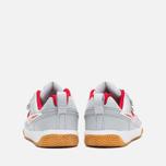Nike Lykin 11 PSV Children's Sneakers Wolf Grey/Red photo- 3
