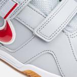 Nike Lykin 11 PSV Children's Sneakers Wolf Grey/Red photo- 6